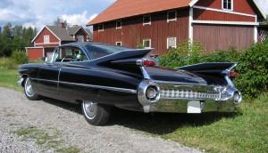 Cadillac-1959-rear