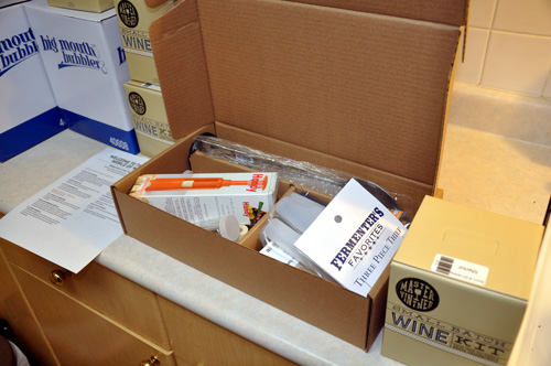 It's like a treasure chest for winemakers