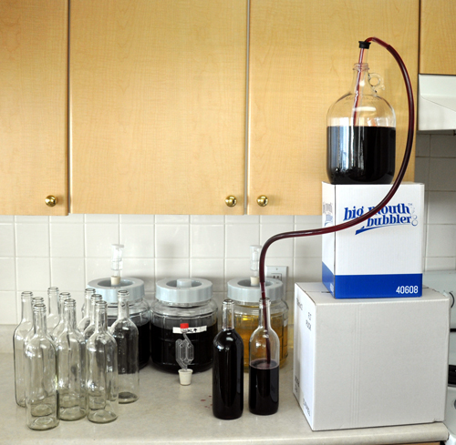 Fast, clean and efficient--now that's good winemaking!