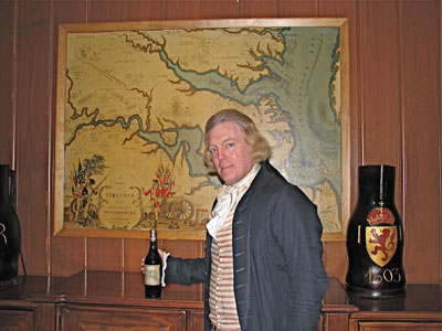 Seems legit--after all, it's a picture of Jefferson with the bottle.